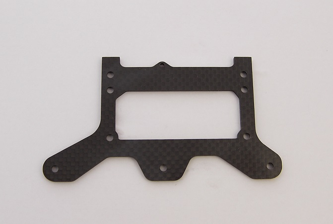 ZEN Pod AE 12R5.1 Carbon Lower Plate